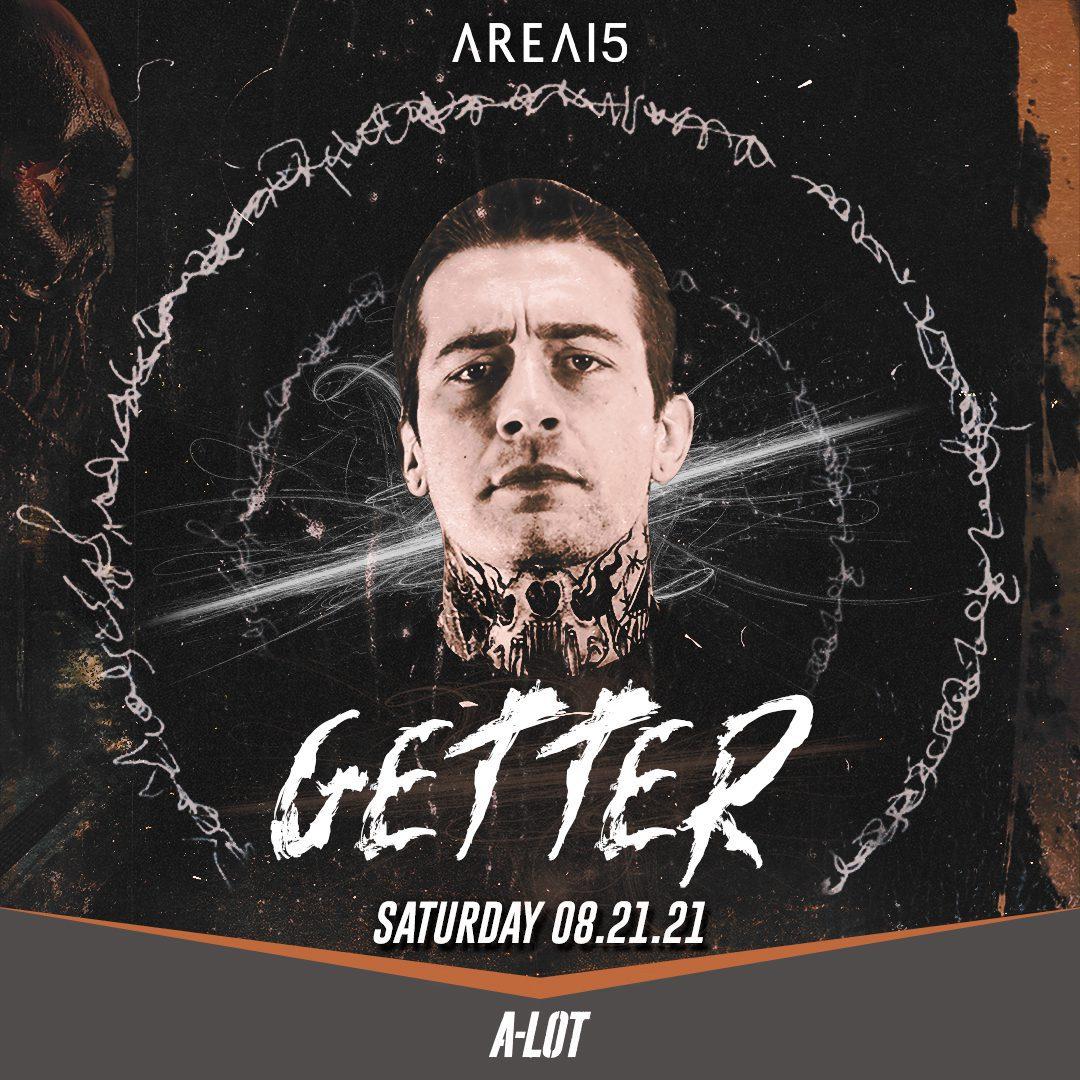 AREA15 + Beatclan Present GETTER