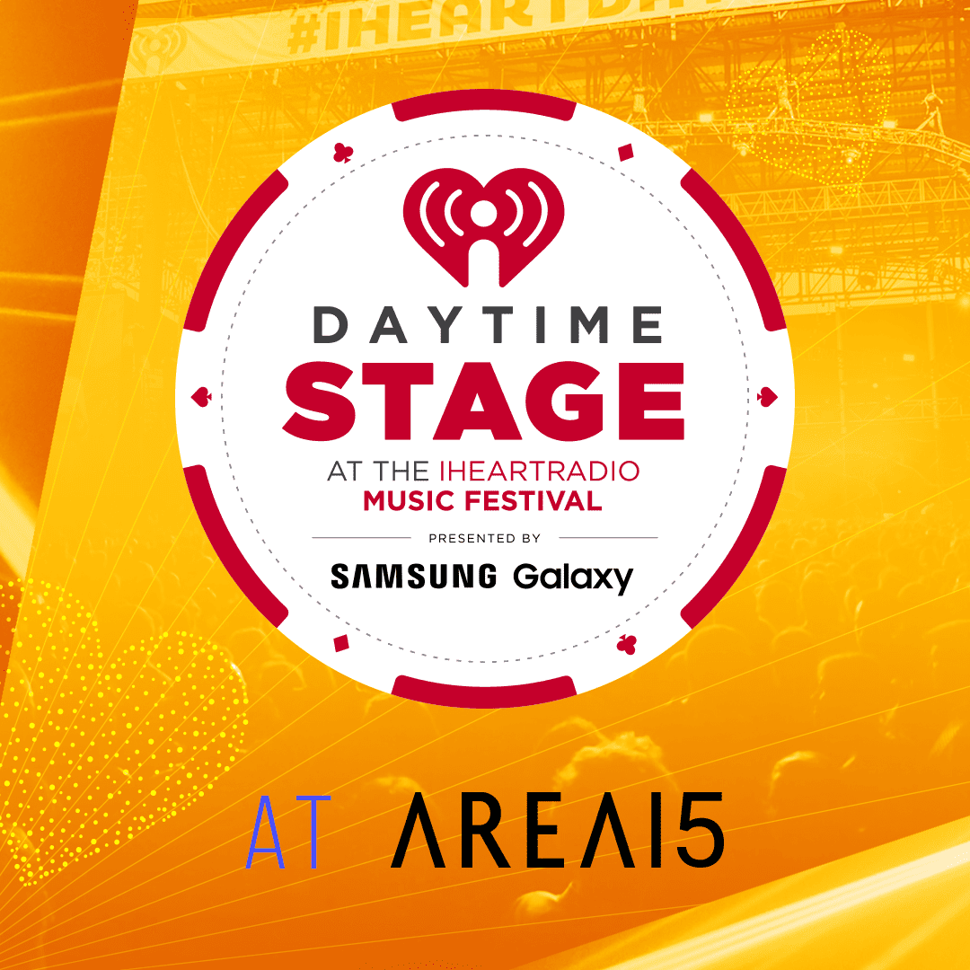 The Daytime Stage at the iHeartRadio Music Festival presented by Samsung Galaxy