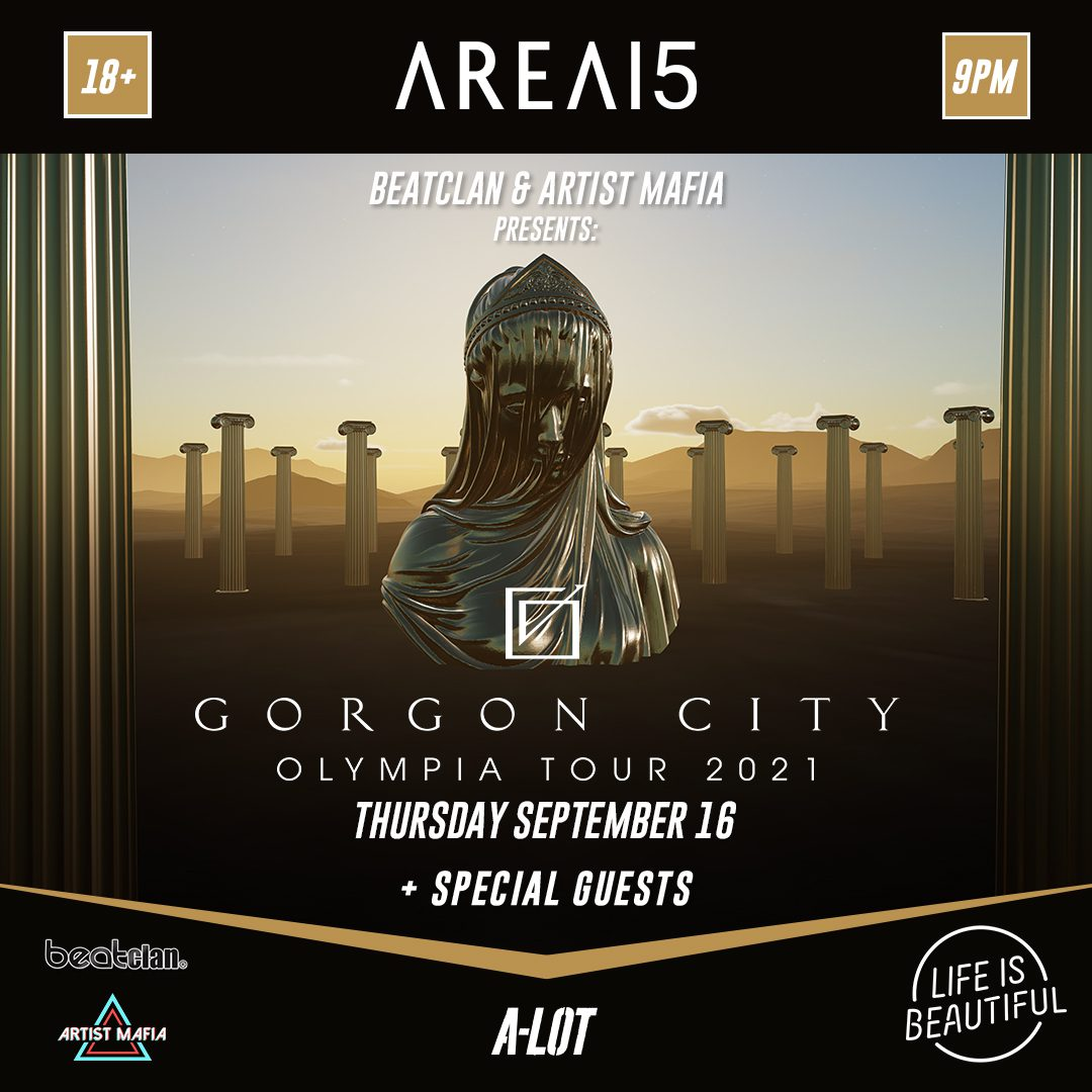 Gorgon City with Special Guests
