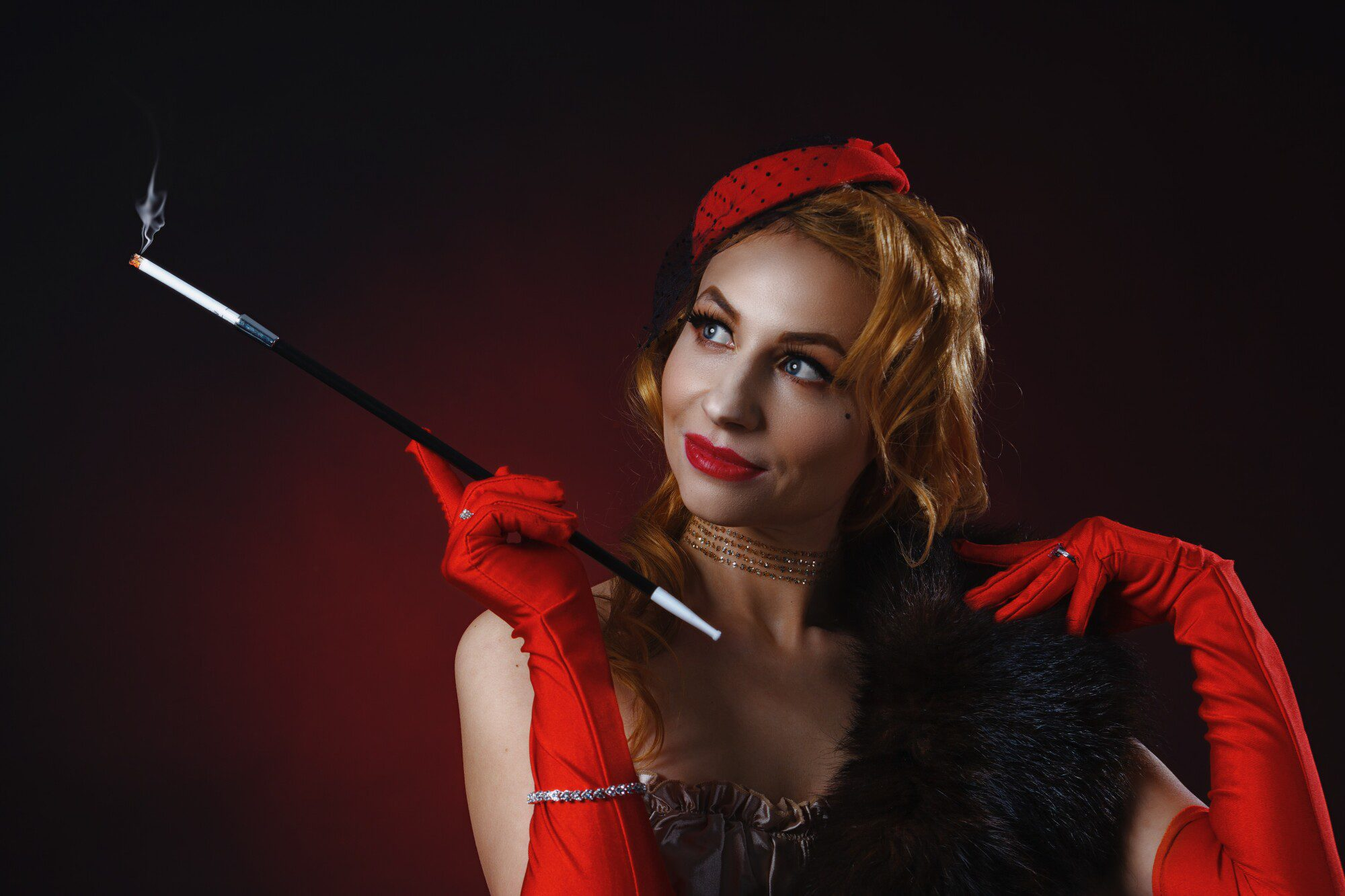 picture of a Burlesque event