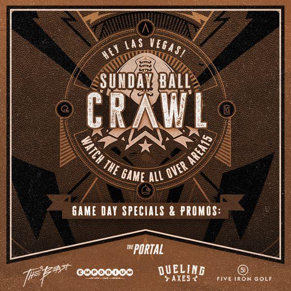 Sunday Ball Crawl